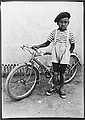 Cycling - Penny farthings, high wheelers, boneshakers and bicycles