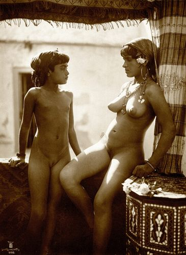 the anthropology of sex nudes