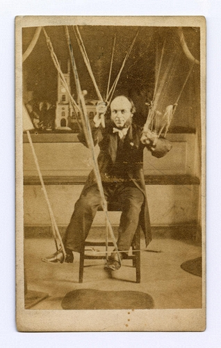 Carte De Visite National Museums Scotland History Of Science Howarth Loomes Collection Museum Reference IL2003444438 LL 68311